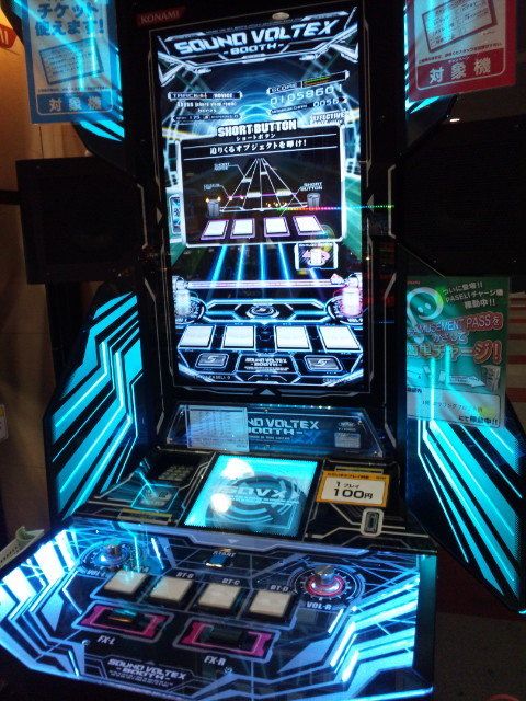 Arcade rhythm games are actually tests for mecha control